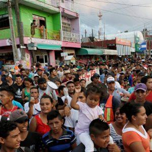 Trump déclare que le contrôle de l'immigration mexicaine pourrait être intégré à l'ALENA