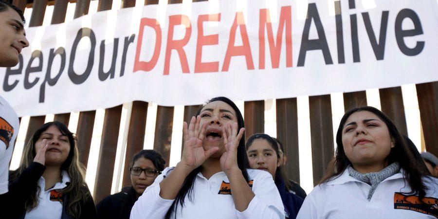 """Le sort des «Rêveurs"""" incertain: DACA, 6 points essentiels"""
