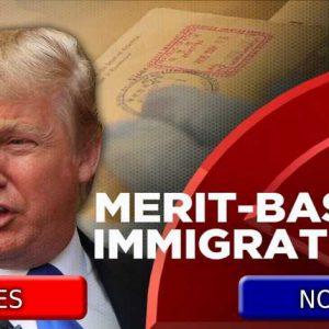 Ce que l'immigration basée sur le mérite signifie dans le monde