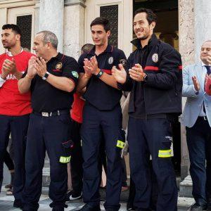 Les bénévoles qui ont sauvé des migrants en Grèce viennent d'être innocentés